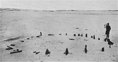 Bagnold 39 S Stone Circle Libya